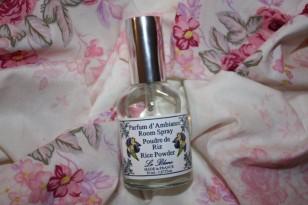 """Parfum d'ambiance """"POUDRE DE RIZ"""""""