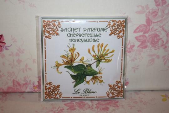 """Sachet parfumé """"CHEVREFEUILLE"""""""